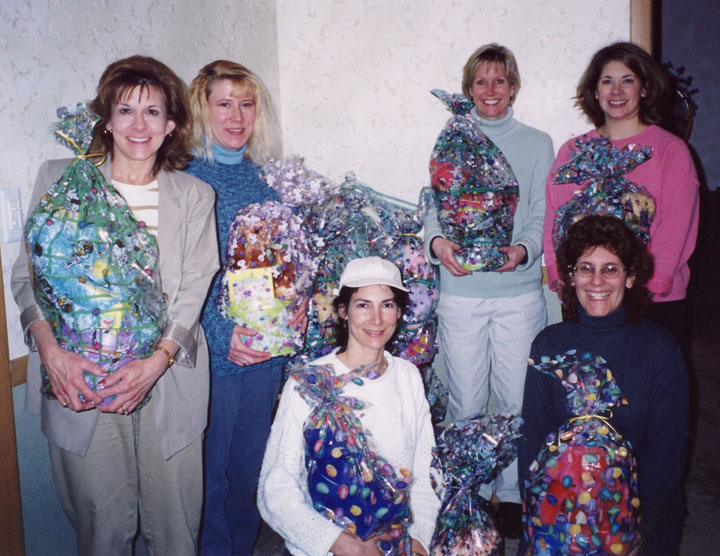 Easter Basket Assembly Meeting 2003