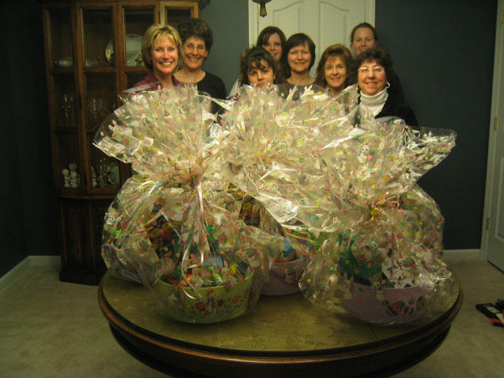 Easter Basket Assembly Meeting 2008