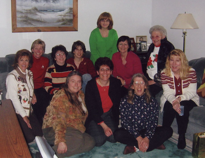 Holiday Party 2007