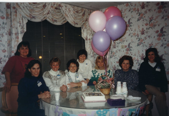 Un-birthday Party 1995